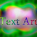 Text Art - Art Group