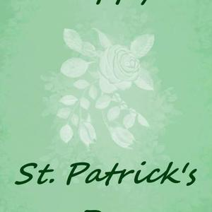 2019 March 17th is St Patricks Day Holiday Art Competition