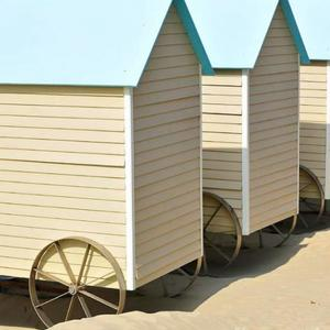 Beach Huts Art Competition