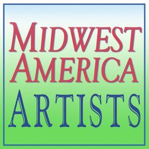 Spring Logo for Midwest America Artists Art Competition