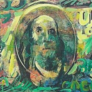 Stylize the dollar bill Art Competition