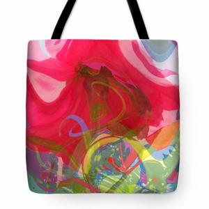 Welcome Spring - Floral Totes Art Competition