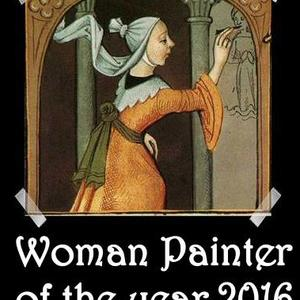 Woman Painter of the year 2016 - Only artworks accepted into the group Art Competition