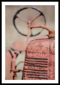 Photographer Captures The Character Of Old Farm Tractors