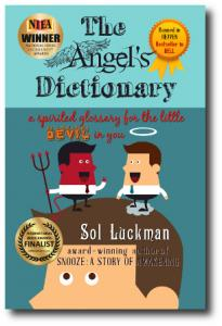 Book Of Satire By FAA Artist Sol Luckman Wins Finalist Award For Humor In International Book Awards