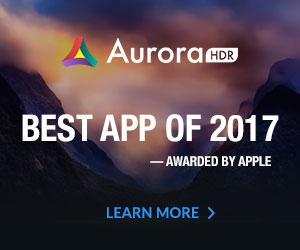 Aurora HDR 2019 RAW Processing Software